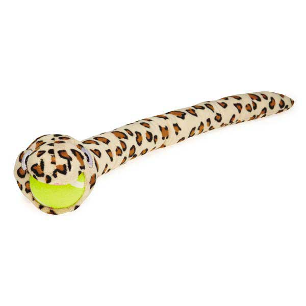 Grriggles Tennis Ball Crawlers Dog Toy - Spot
