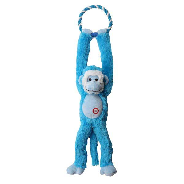 Grriggles Treetop Swinger Dog Toy - Blue