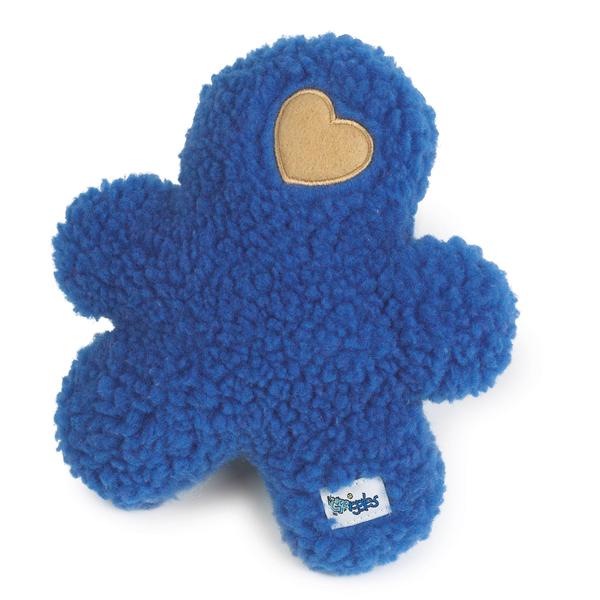 Grriggles Yukon Berber Boys Toy - Indigo Blue