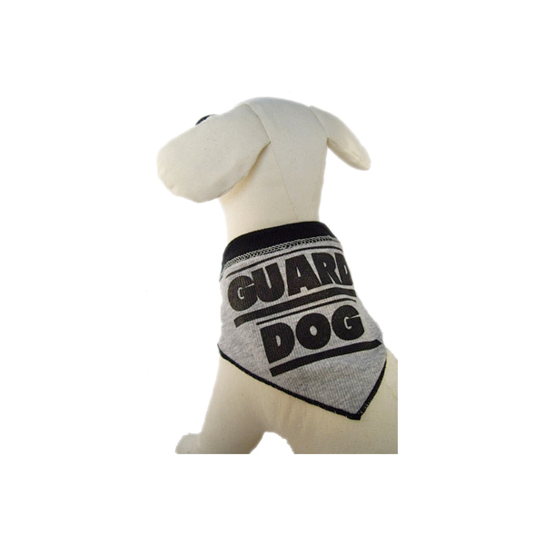 Guard Dog Bandana - Gray