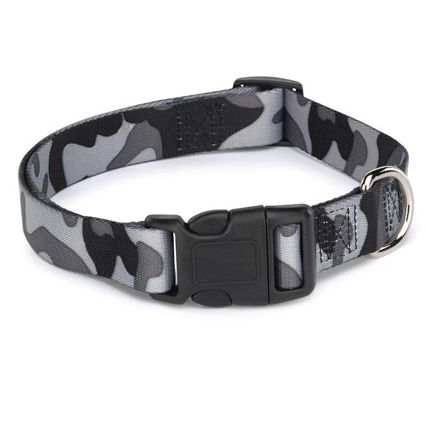 Guardian Gear Camo Dog Collar - Black