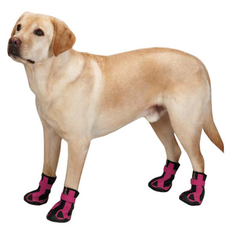 Guardian Gear Nordic Trek Dog Boots - Pink