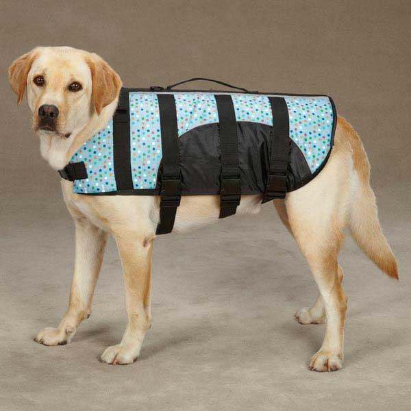 Guardian Gear Printed Pet Preserver - Polka Dot