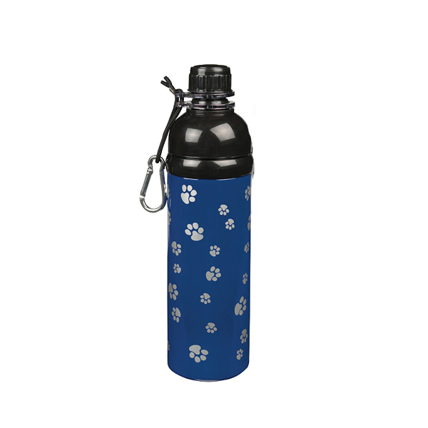 Guardian Gear Stainless Steel Pet Water Bottle - Blue