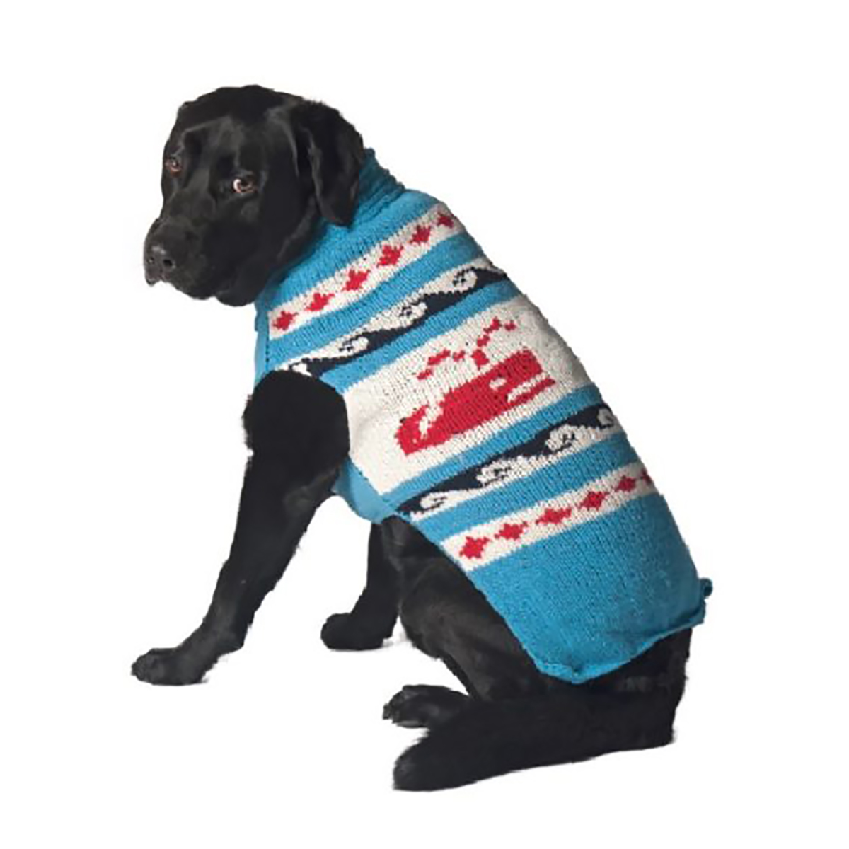 Wool Whale Sweater 39