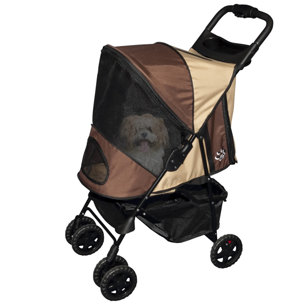 Happy Trails Dog Stroller - Sahara