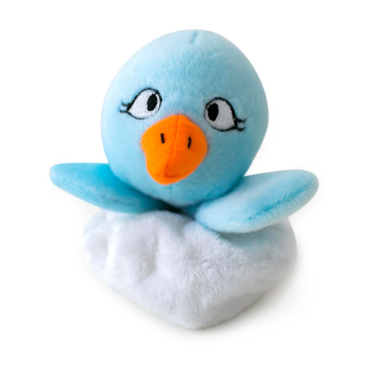 Hatchables Dog Toy - Blue Bird | BaxterBoo