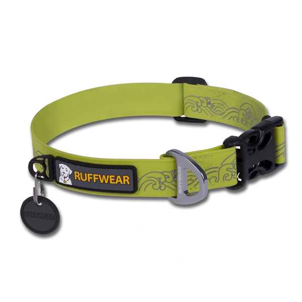 Headwater Dog Collar by RuffWear -  Fern Green