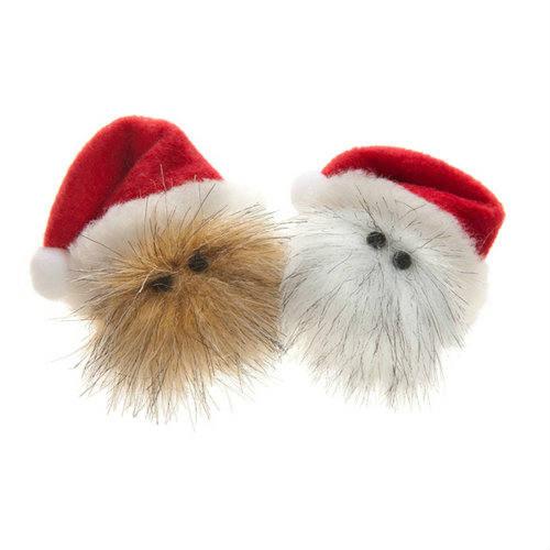 Ho Ho Hair Ball Cat Toy