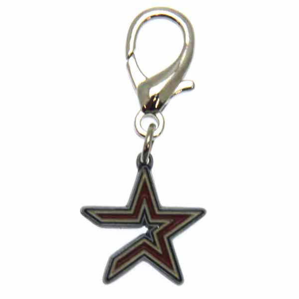 Houston Astros Logo Dog Collar Charm