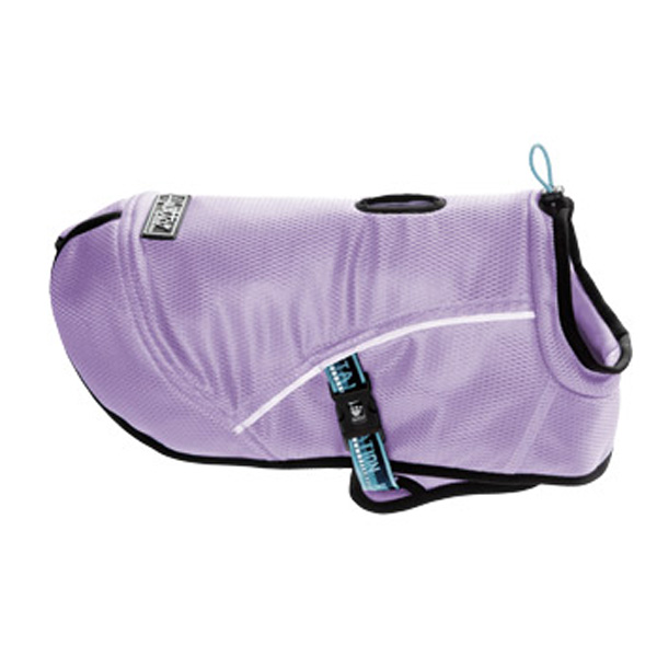 Hurtta Cooling Dog Coat - Lilac
