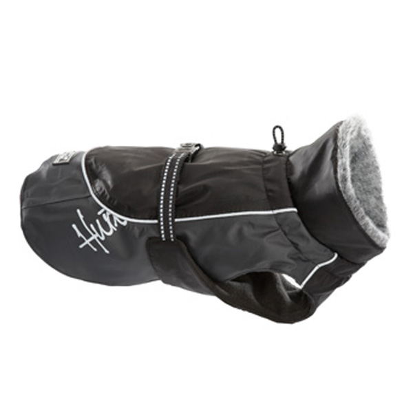 Hurtta Dog Winter Jacket - Black