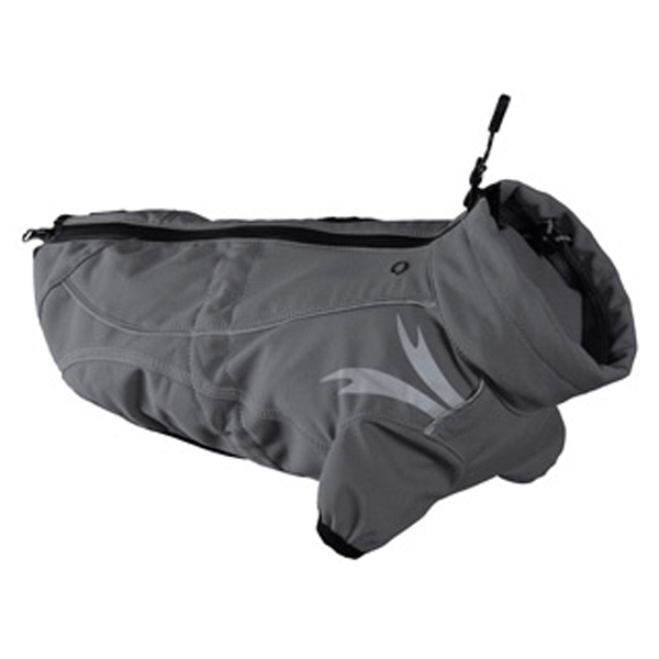 Hurtta Frost Dog Jacket - Granite