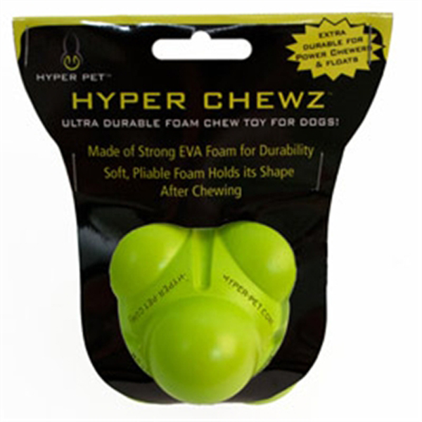 Hyper Chewz Bumpy Ball Dog Toy Baxterboo
