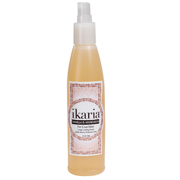 ikaria Vanilla / Mandarin Dog and Cat Coat Mist