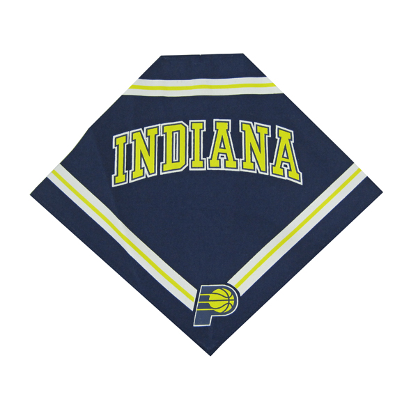 Indiana Pacers Dog Bandana