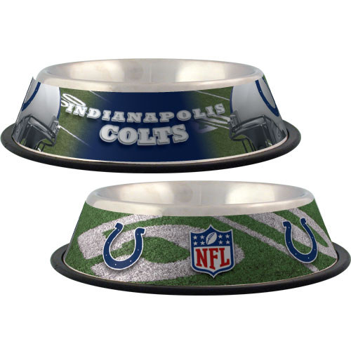 Indianapolis Colts Dog Bowl