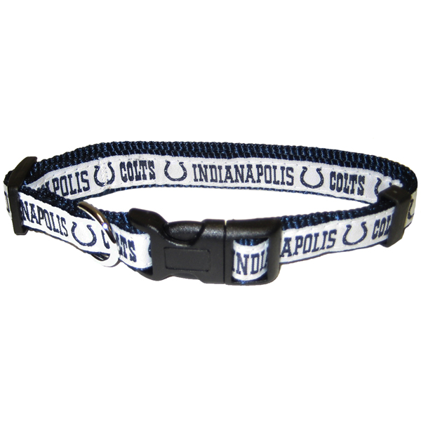 Indianapolis Colts Officially Licensed Dog Collar