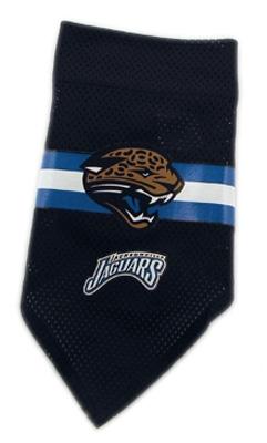 Jacksonville Jaguars Mesh Dog Bandana