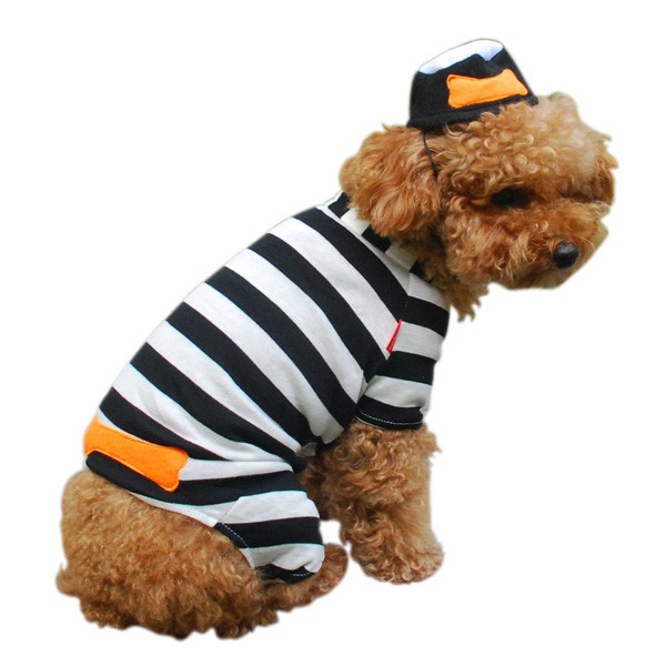 Jail Dog Halloween Costume