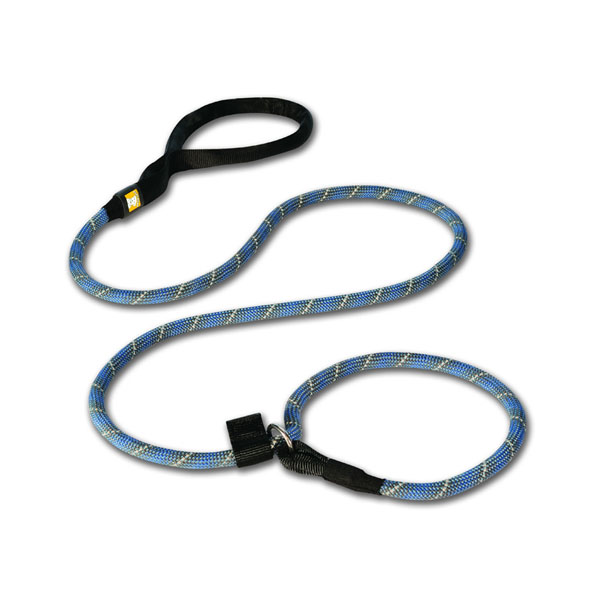 Just-a-Cinch Dog Leash by Ruff Wear - Glacial Blue