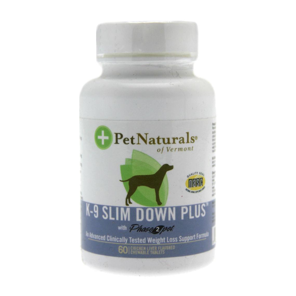 K-9 Slim Down by Pet Naturals - Plus