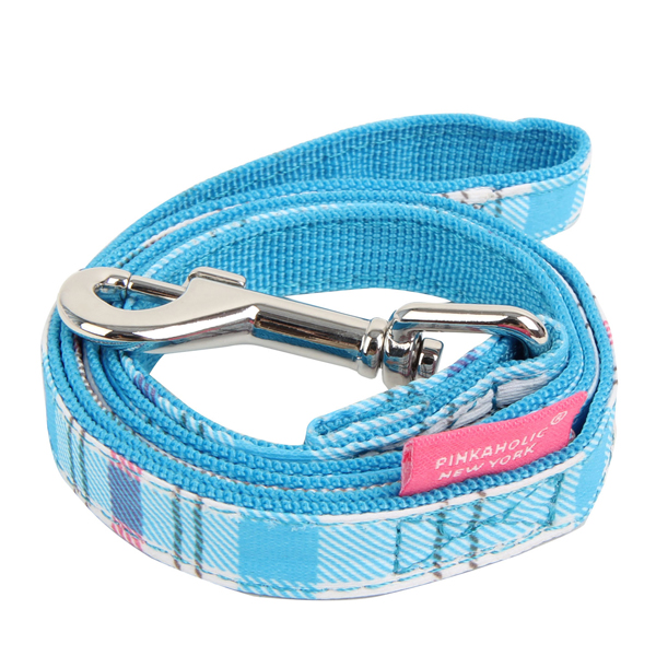 Kayla Dog Leash by Pinkaholic - Blue