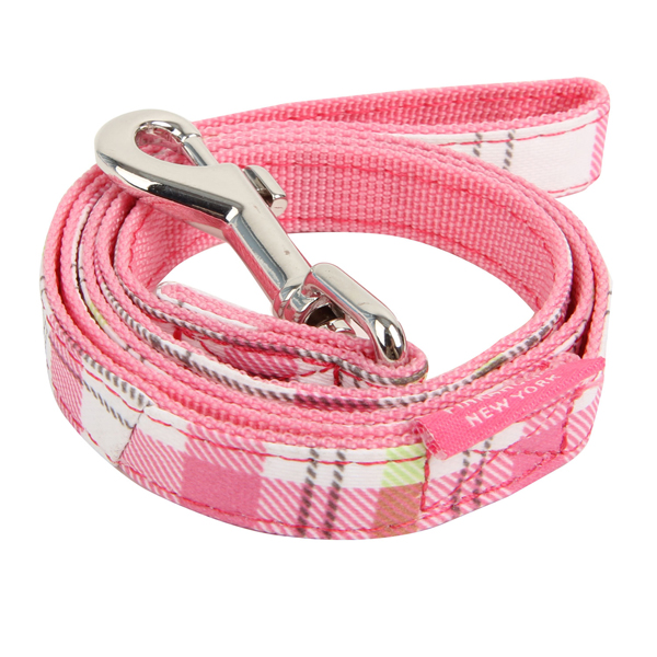 Kayla Dog Leash by Pinkaholic - Pink
