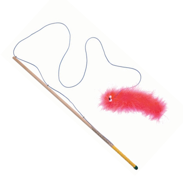 Kitty Lure Caster Cat Toy