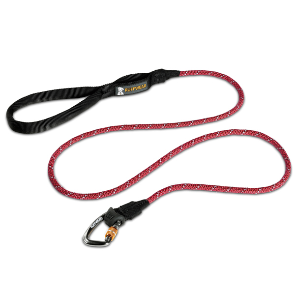 Knot-A-Leash for Dogs by RuffWear - Red Rock