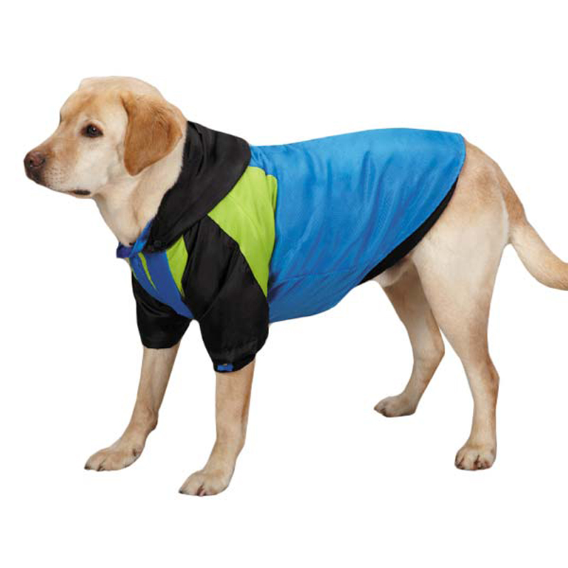 KONG 3-in-1 Dog Jacket - Blue