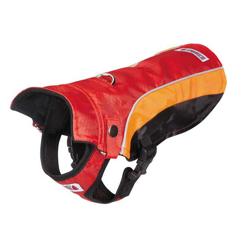 KONG Dog Harness Coat - Red