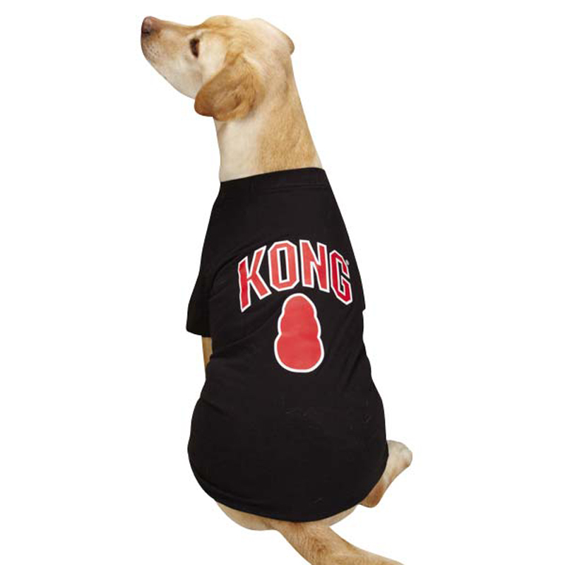 Kong Dog T-Shirt - Black