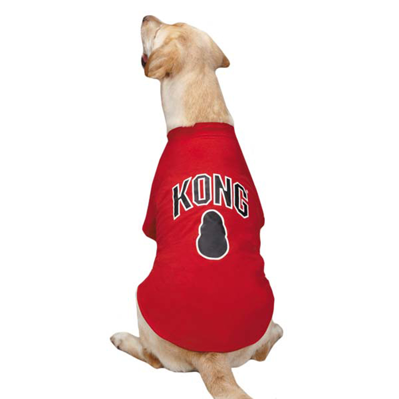 Kong Dog T-Shirt - Red
