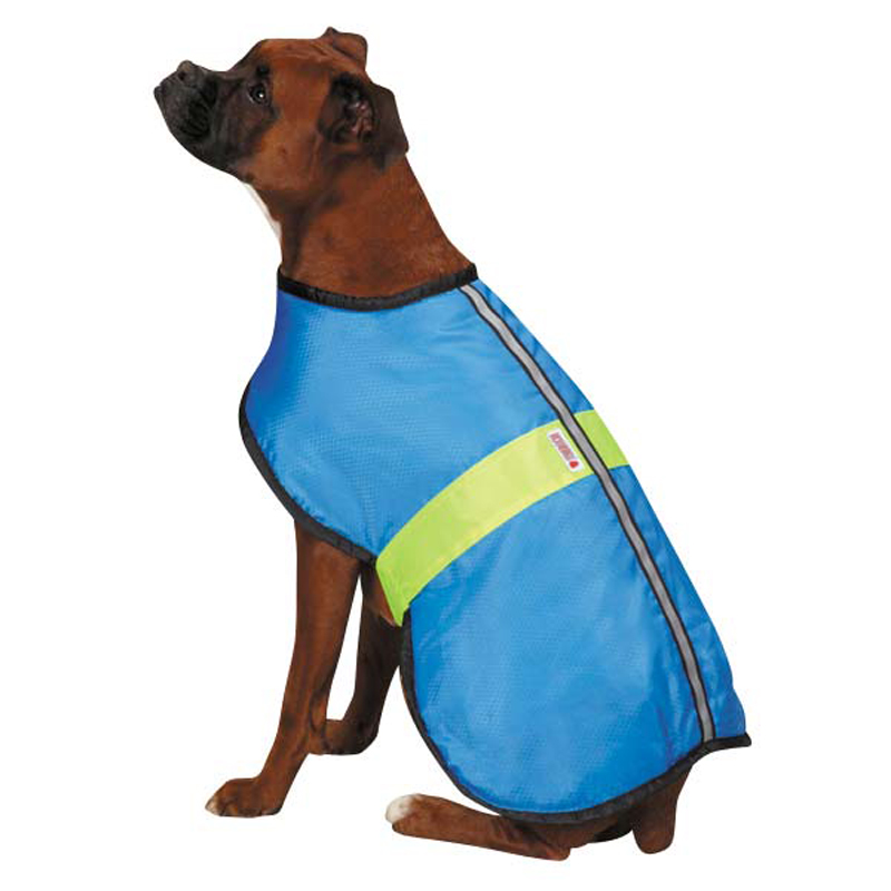 KONG Nor'Easter Dog Coat - Blue