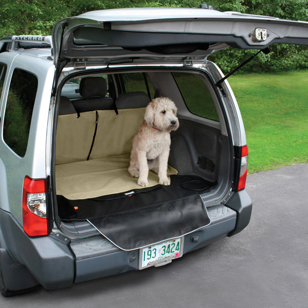 Kurgo Dog Cargo Cape Cover-Liner with Universal Fit
