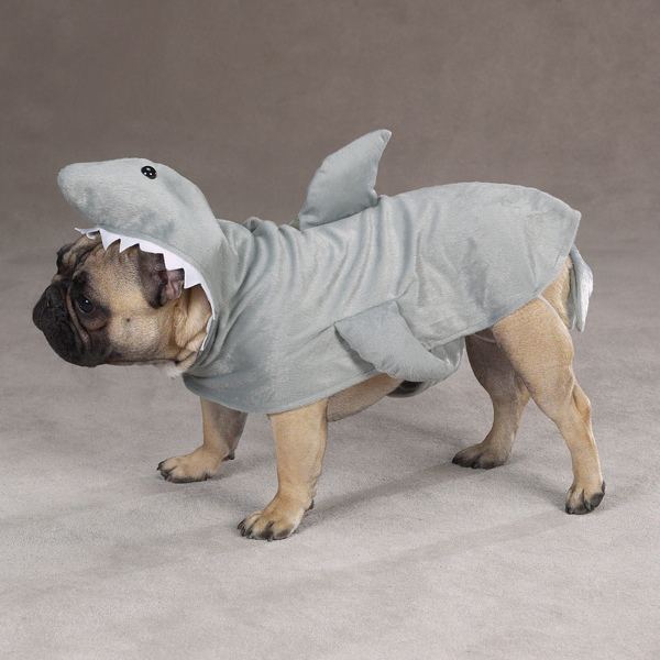 Shark Fin Dog Costume Land Shark Costume For Dogs by