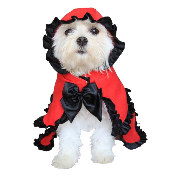 Little Red Riding Hood Dog Collar