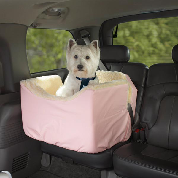 Lookout Car Seat For Dogs and Cats