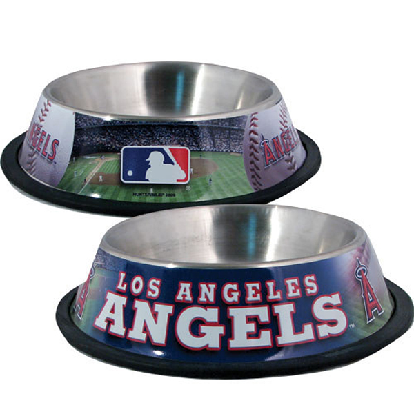 Los Angeles Angels Dog Bowl
