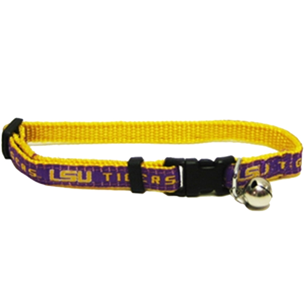 Louisiana State University Cat Collar
