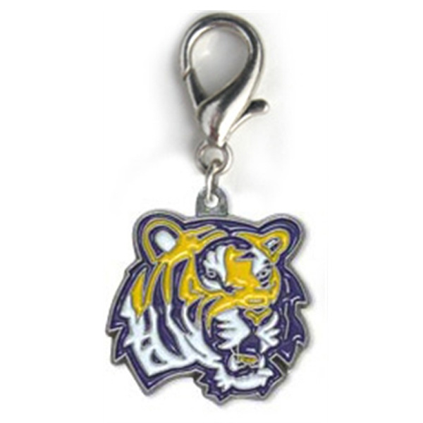 Louisiana State University Dog Collar Charm