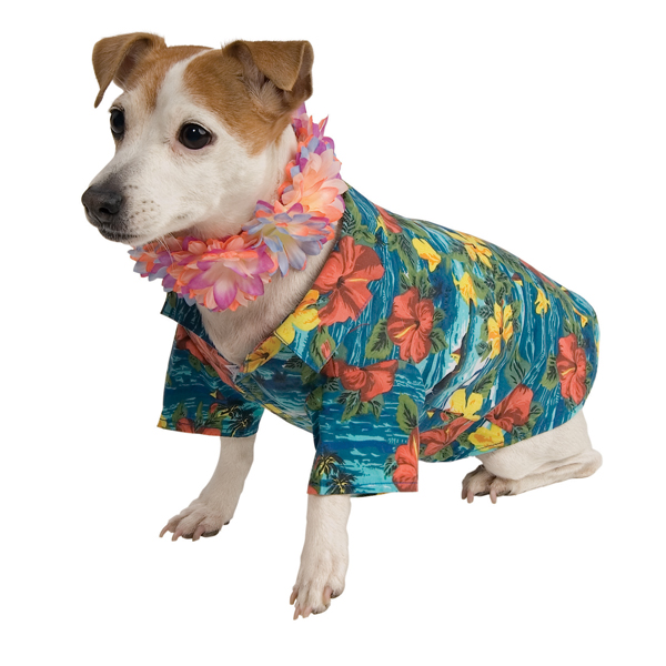 Luau Dog Costume