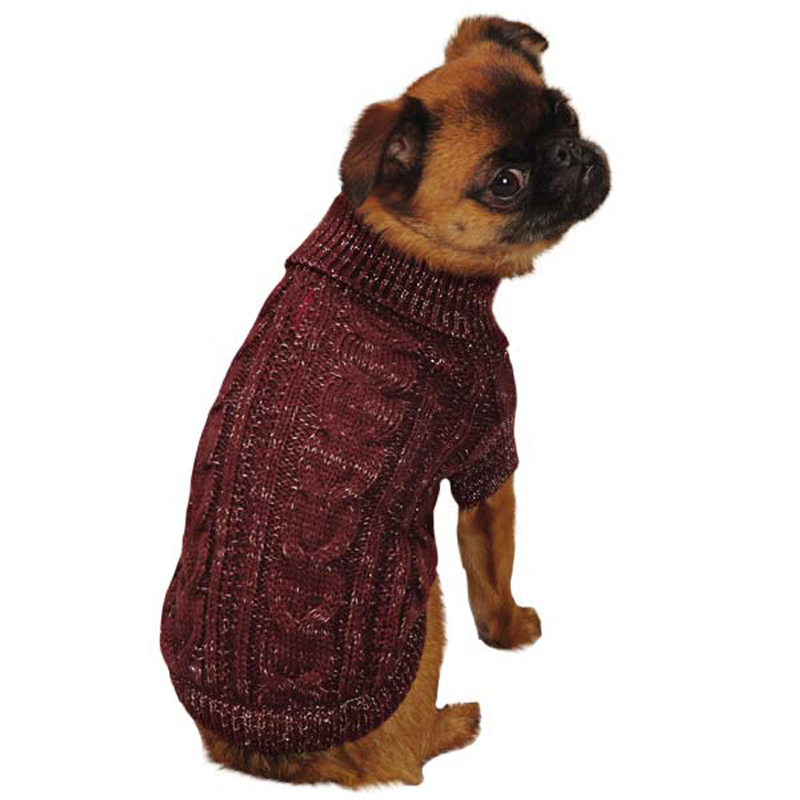 Pet sweaters to knit bing images - Knitting for dogs sweaters ...