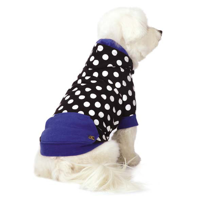 M. Isaac Mizrahi Floral Dot Collection Dog Pullover