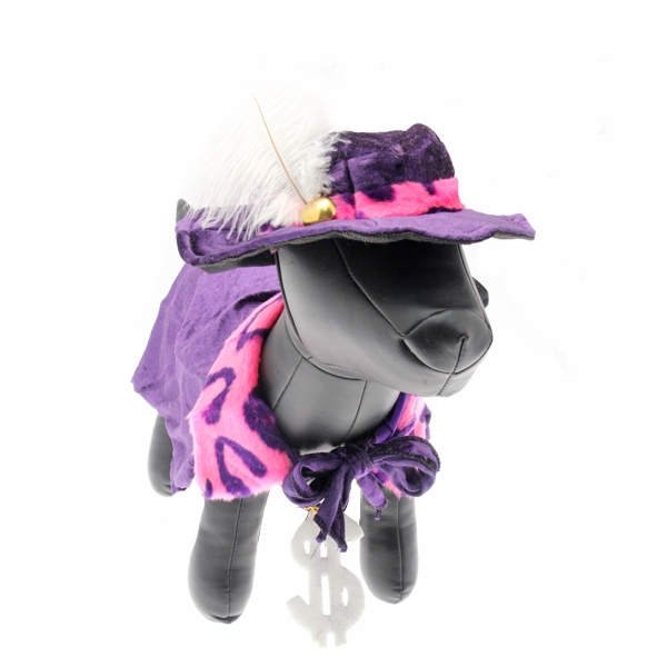 Mac Daddy Pimp Dog Halloween Costume