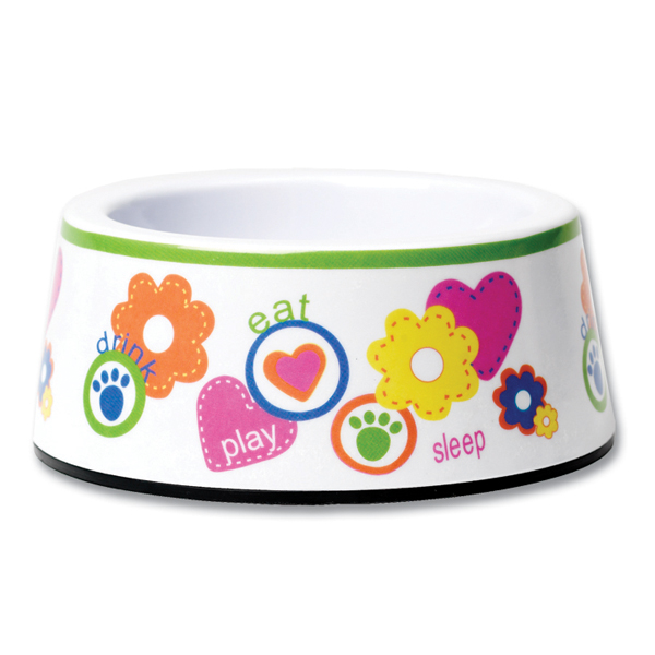 Maddy's Garden Pet Bowl