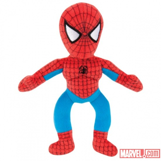 Marvel Plush Dog Toy - Spider-Man