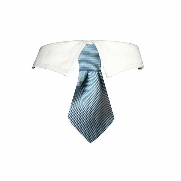 shirt collar tie blue baxterboo