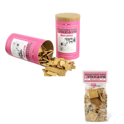 Meat Lovers Dog Treats by Polka Dog Bakery